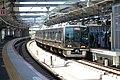 JR-Shigino Station platform 3,4.jpg