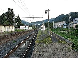 Sekine Station - Sekine station