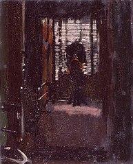Jack the Ripper's Bedroom