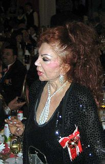 Jackie Stallone Astrologer, media personality