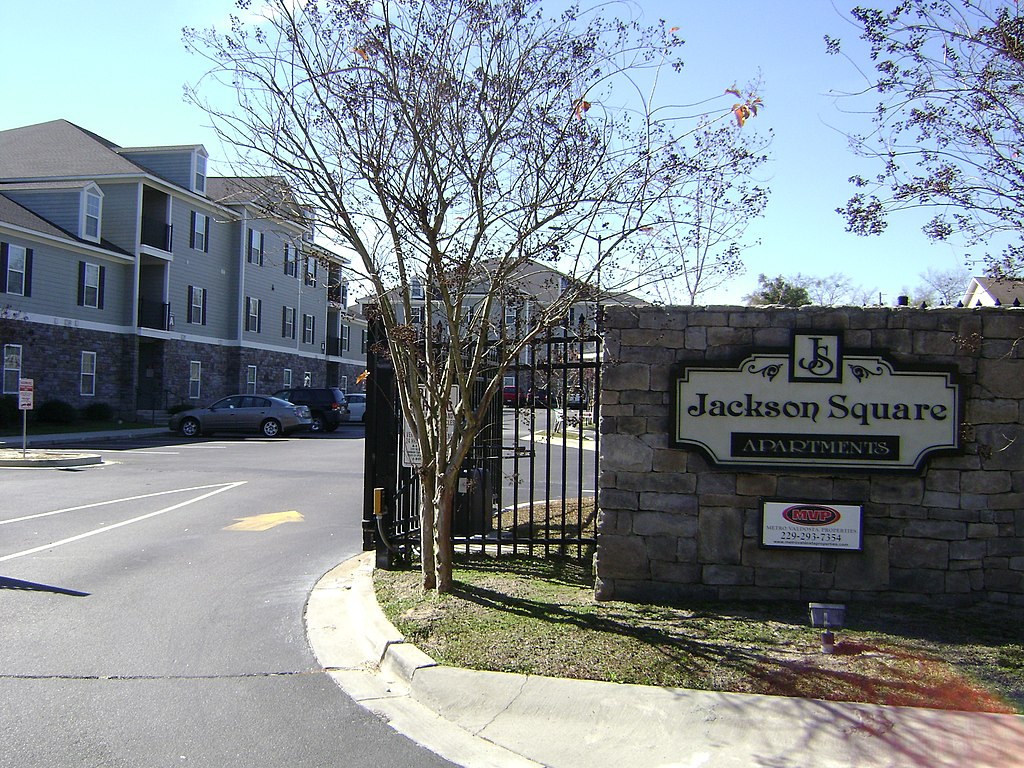 Jackson Square Apartments Rockmart Ga
