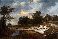 Jacob van Ruisdael - Sandskraent 1647.jpg