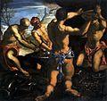 Jacopo Tintoretto - Vulcan's Forge - WGA22620.jpg