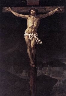 Jacques-Louis David - Christ on the Cross - WGA06049.jpg