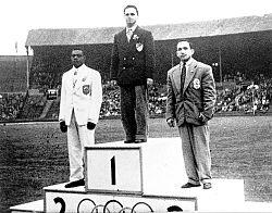 اولین مدال آور المپیک ایران چه کسی بود؟