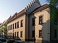 Jagiellonian University, Collegium Nowodworskiego, 12 św. Anny street, Old Town, Krakow, Poland.jpg