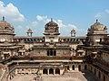 Jahangir Mahal, Orchha 1.jpg