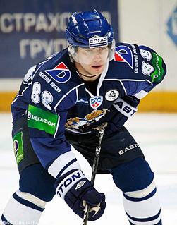 Jakub Petružálek Czech ice hockey player