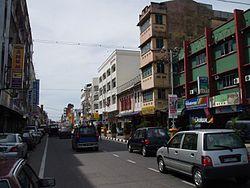 Jalan Temenggong, Kota Bharu
