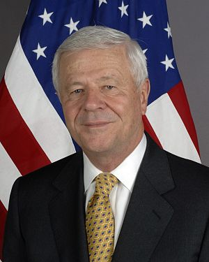 James Culbertson - James B. Culbertson. U.S. State Dep't photo