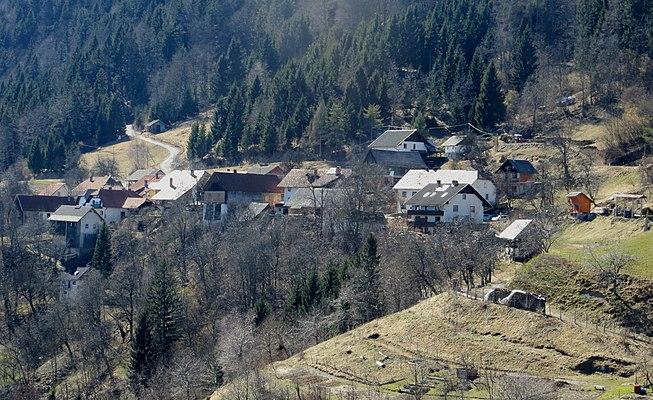 Jamnik, Kranj