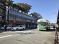 Japan National Route 23 in front of Naiku Bus Stop.jpg