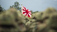 Japan Self-Defense Force Flag JSDF