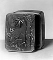 Japanese - Covered Box with Autumn Flora under a Full Moon - Walters 5390.jpg