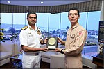 Japanese Maritime Self Defence Force P3C Orion aircraft visit to INS Hansa, Goa - 2017 (4).jpg