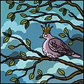 Jataka, La chouette et le corbeau - 8.jpg