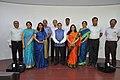 Jayashri And Anil Shrikrishna Manekar With Their Colleagues - NCSM - Kolkata 2018-03-31 9908.JPG