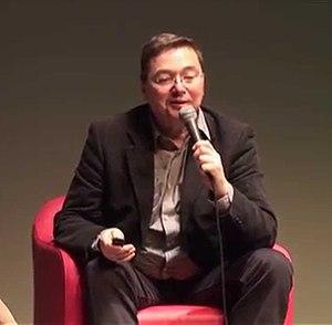 Jean-Louis Fabiani - Jean-Louis Fabiani speaking at the Colloque Culture et Démocratie, January 2014