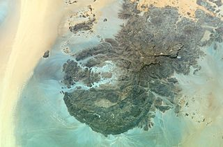 mountain in Egypt
