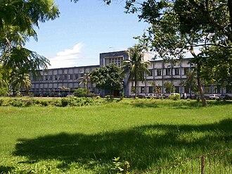 Jorhat - Frontview of JEC