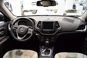 Jeep Cherokee (KL) - Interior