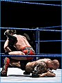 Jericho submission Batista.jpg