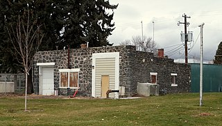 Jerome City Pump House