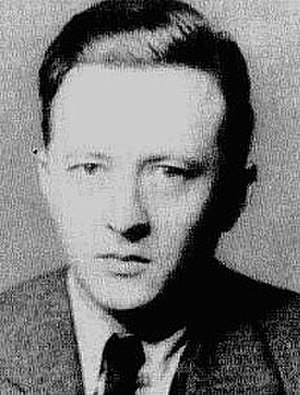 Jerzy Jan Lerski - Jerzy Lerski, 1944