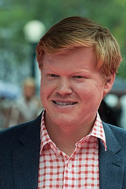 Jesse Plemons plays Robert Daly, who takes his anger out on virtual clones due to unhappiness in real life. Jesse Plemons (20769593584).jpg