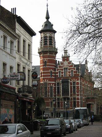 Jette - Image: Jette Gemeentehuis Kardinaal Mercierplein