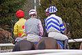 Jockeys at Plumpton Races (4369898787).jpg