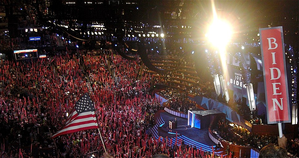 Joe Biden nomination DNC 2008