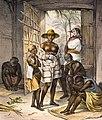 Johann Moritz Rugendas (1802-1858) . Litografia aquarelada 1835.jpg