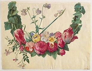Blomsterranke