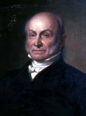 Picture of John Quincy Adams