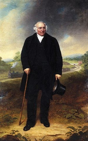 Leicester and Swannington Railway - John Ellis by John Lucas
