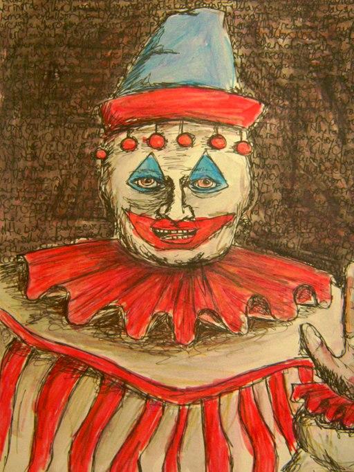 John Wayne Gacy art 2