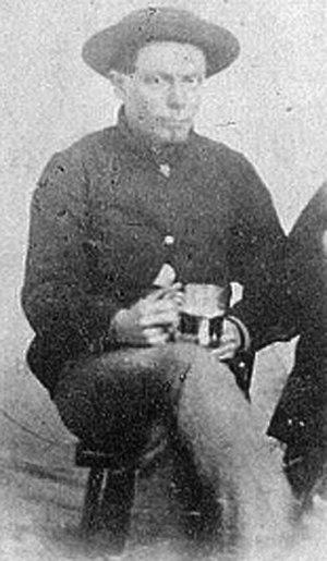 Reno Gang - John Reno 1839-1895