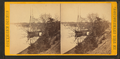 Jones Landing, South side James River, looking down, from Robert N. Dennis collection of stereoscopic views.png
