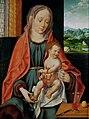Joos van Cleve - Virgin and Child (KHM).jpg