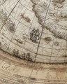 Jordglob med horisontcirkel, Californien, 1602 - Skoklosters slott - 102420.tif