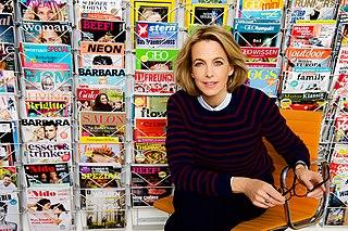 Julia Jäkel German publisher corporation manager
