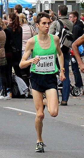 89cf7d12a67 Julien Wanders lors des 10 kilomètres de Berlin en 2014
