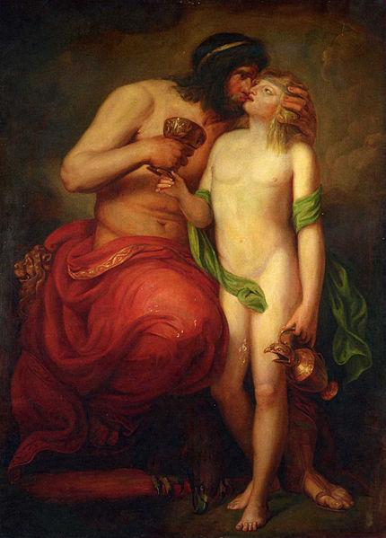 File:Jupiter küsst Ganymed (nach Wilhelm Böttner).jpg