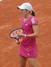 Image illustrative de l'article Justine Henin