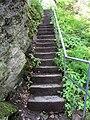 Königswinter Drachenfels Aufstieg Treppe (2).jpg