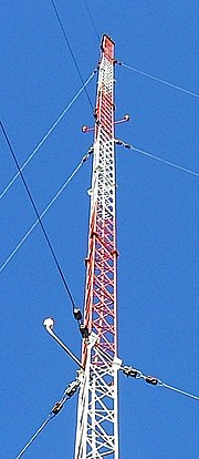 Radio Masts And Towers Wikipedia