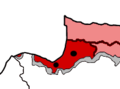 KKTC Güzelyurt ilçesi belediyeleri.png