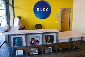 KLCC (FM) - Image: KLCC FM