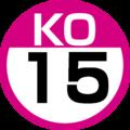 KO-15 station number.png